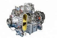 Двигатель пассажирского самолёта МС-14 - фото
