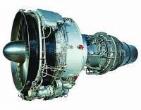 Двигатель пассажирских самолётов Д-36 серий 1 - фото