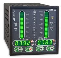 Индикатор микропроцессорный ИТМ-22У - фото