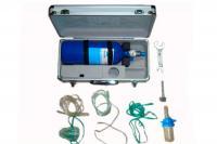 Кислородный баллон Y004-4 (объем кислорода 600 литров) - фото