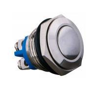 Кнопка металлическая TY 16-231A Scr 1NO - фото