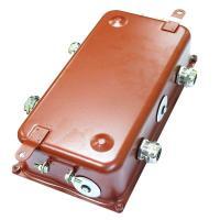 Коробка клеммная КЗНС-16 с наборными зажимами - фото