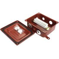 Коробка КЗН 08 с наборными зажимами - фото