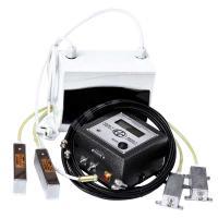 Теплосчётчик многоблочный с установкой накладных датчиков - фото