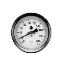 Фото термометра D100мм/L100мм-О
