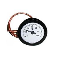 Фото термометрр манометрического капиллярного D52 мм
