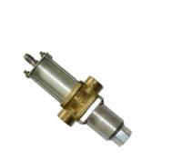 Клапан запорный с пневмоприводом УФ 96278 - фото