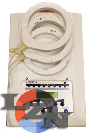 Аппарат импульсной низкочастотной магнитотерапии АЛИМП-1 фото2