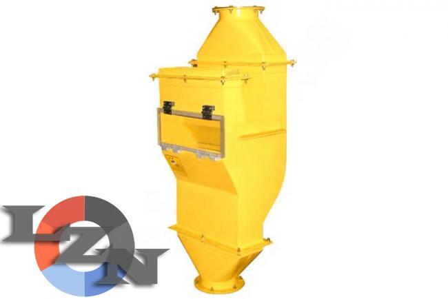 Аспирационная колонка АК-100 (до 500 кг/ч) - фото