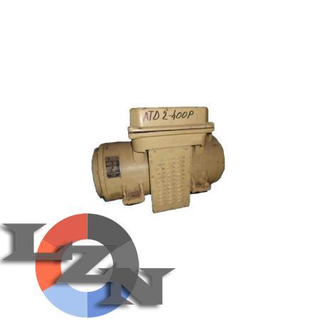 Электромашинный преобразователь АТО-2-400Р - фото