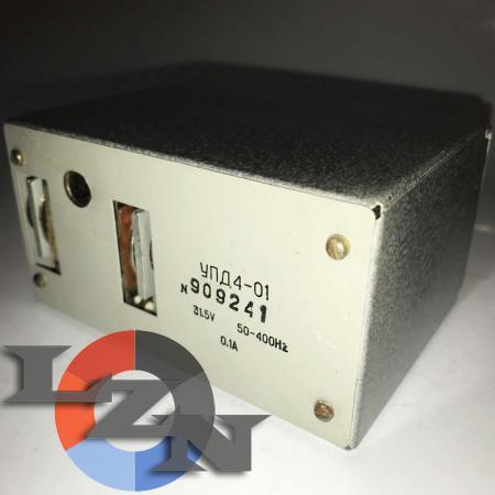 Б-12.647.60 усилитель полупроводниковый УПД-4-01 - фото №4