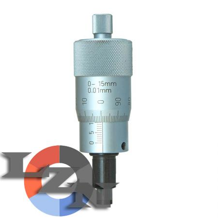 Головка микрометрическая ГМП-50 (с нониусом) - фото