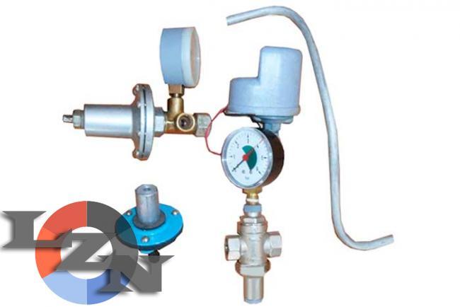 Комплектующие к водяной, углекислотной и сиропной линиям - фото