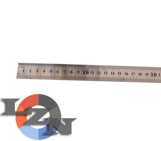 Линейка разметочная измерительная Л-300 - фото №2