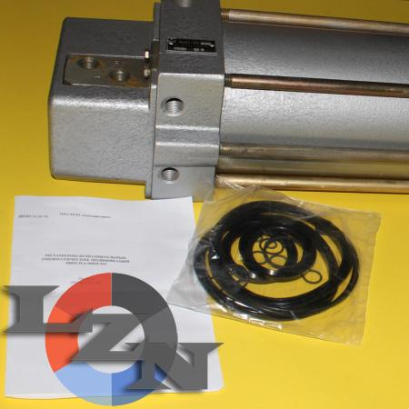 Механизм исполнительный  пневматический МИП-ПТ-320 - фото 3