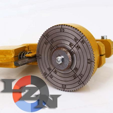 Микрометр для горячего проката МГП-45 - фото №2