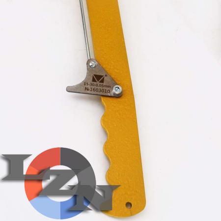 Микрометр для горячего проката МГП-45 - фото №3
