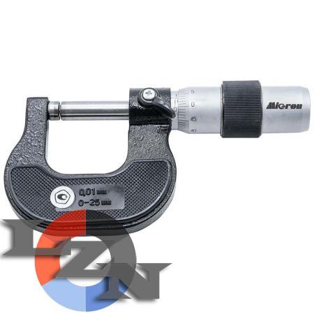 Микрометр гладкий МК-25 0,01 - фото