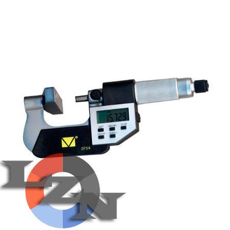 Микрометр гладкий МКШЦ-25 (0-25 мм) - фото