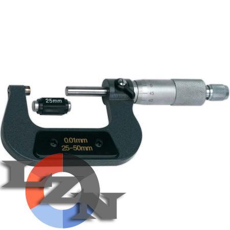 Микрометр гладкий МКПТ-50 (25-50 мм) - фото