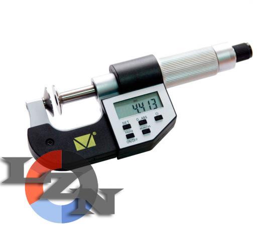 Микрометры зубомерные цифровые МЗЦ - фото