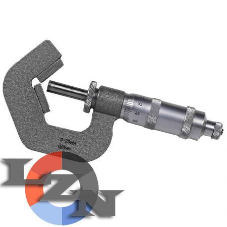 Микрометр призматический МПИ-25 (5-25 мм) - фото