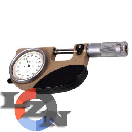 Микрометр рычажный МР-25 (0-25 мм) - фото