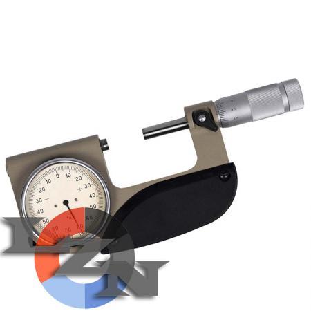 Микрометр рычажный МР-75 (50-75 мм) - фото