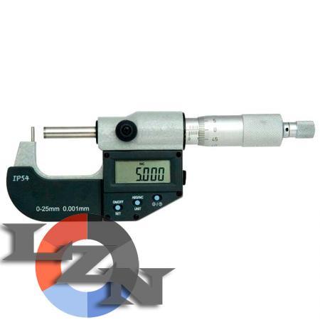 Микрометр трубный МТЦ-50 цифровой (25-50 мм) - фото