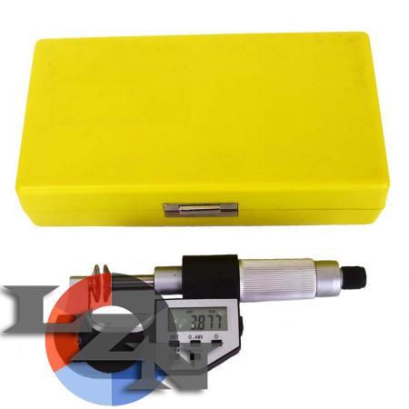 Микрометр зубомерный цифровой МЗЦ-125 - фото