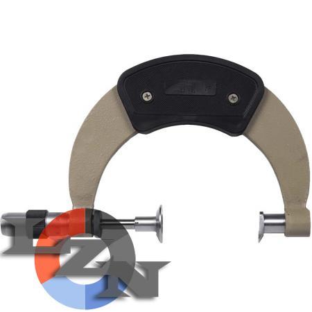 Микрометр зубомерный МЗ-100 (75-100 мм) - фото