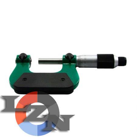Микрометр резьбовой МВМ-150 0,01 (125-150 мм) - фото