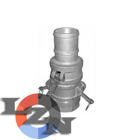 Муфта сливная МС-2 (DN=75 мм) - фото