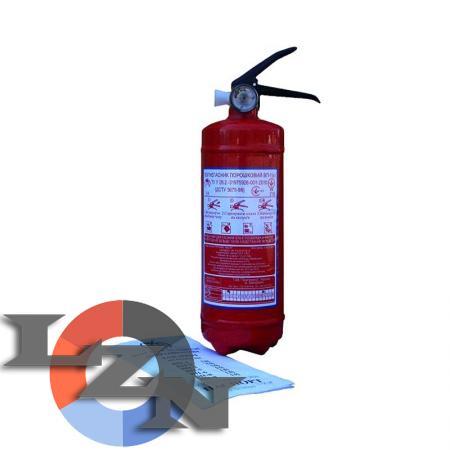 Огнетушитель автомобильный ОП-1 - фото