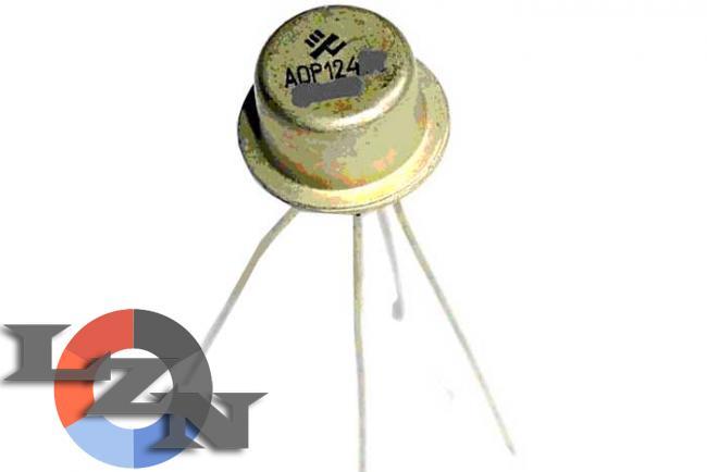 Оптопара резисторная АОР124А-1 - фото