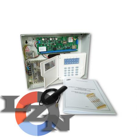 Прибор приемно-контрольный Интеграл-GE - фото