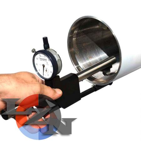 Прибор для контроля резьбы КРВН - фото