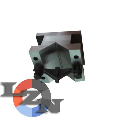 Призма стальная 60х60х50 кл.0 (с креплением) - фото