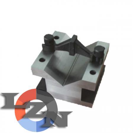 Призма стальная 40x45x36 кл.0 (с креплением) - фото