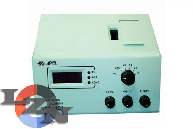 Цифровой фотоколориметр типа АР-101 фото1