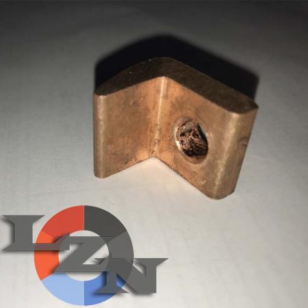 Контакт кулачковый 8 ТХ551020 - вид спереди
