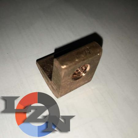 Контакт кулачковый 8 ТХ551020 - вид сбоку