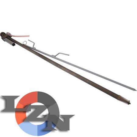Заземление накидное линейное ЗНЛ-10С - фото №3